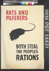 Rats and Pilferers