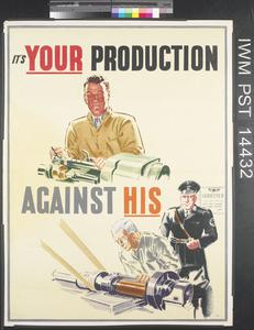 It's Your Production Against His