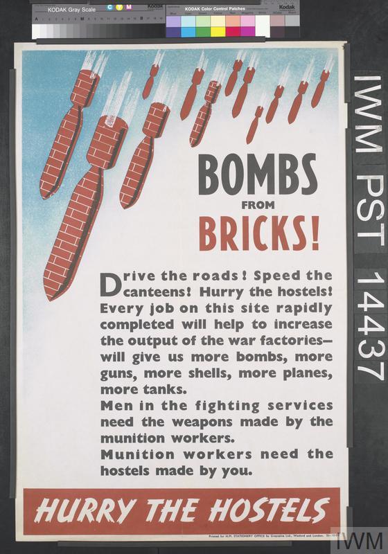 Bombs from Bricks!