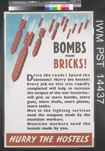 Bombs from Bricks!