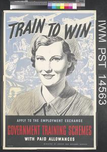 Train to Win - Government Training Schemes