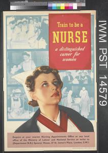 Train to be a Nurse - a Distinguished Career for Women
