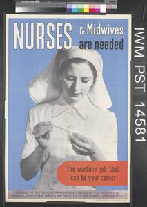 Nurses and Midwives Are Needed