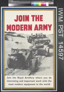 Join the Modern Army