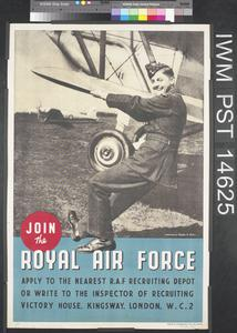 Join the Royal Air Force