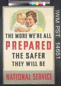 The More We're All Prepared the Safer They Will Be - National Service