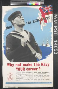 Join the Royal Navy