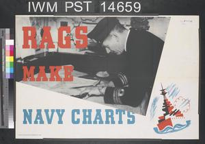 Rags Make Navy Charts