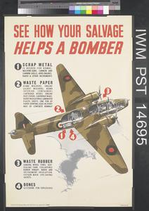 See How Your Salvage Helps a Bomber