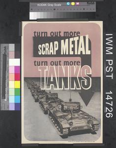 Turn Out More Scrap Metal