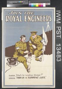 Join the Royal Engineers
