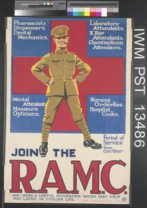 Join the RAMC