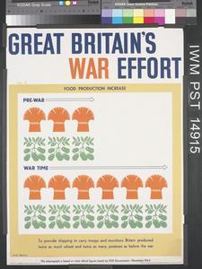 Great Britain's War Effort - Number Four