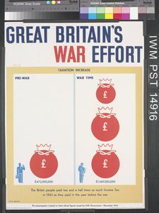Great Britain's War Effort - Number Five
