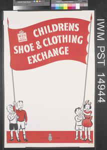 Children's Shoe and Clothing Exchange