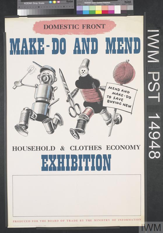 Make-Do and Mend - Exhibition