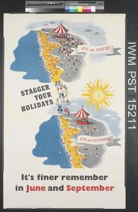 Stagger Your Holidays