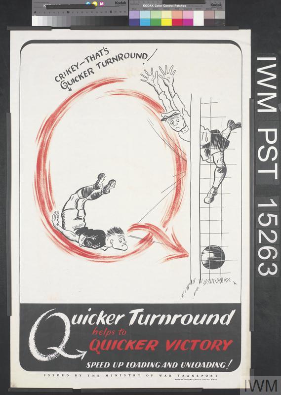Quicker Turnround Helps to Quicker Victory