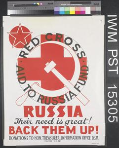 Russia - Back Them Up!