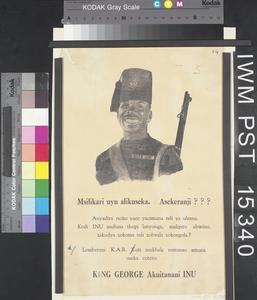 Msilikari Uyu Alikuseka - Asekeranji?