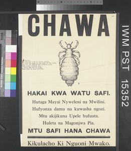 Chawa [Louse]