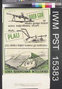 Lima Kukingama Mtelemko [Cultivate Across the Slope]