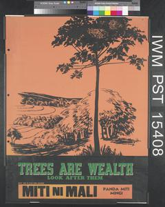 Trees are Wealth