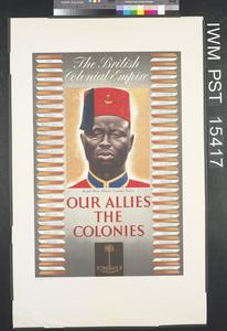 Our Allies the Colonies - Royal West African Frontier Force