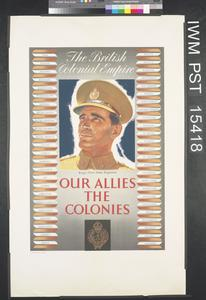 Our Allies the Colonies - King's Own Malta Regiment