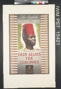 Our Allies the Colonies - The King's African Rifles