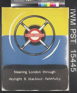 Steering London Through Daylight and Blackout - Faithfully