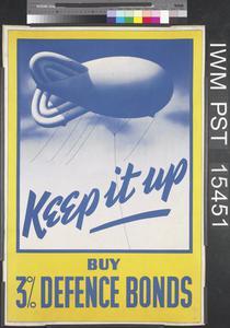 Keep it Up - Buy Three Percent Defence Bonds