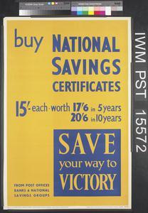 Buy National Savings Certificates