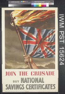 Join the Crusade - Buy National Savings Certificates
