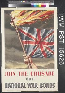 Join the Crusade - Buy National War Bonds