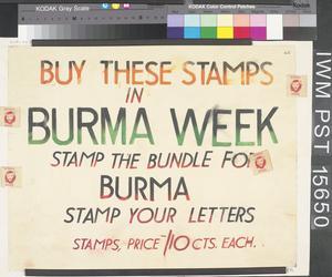 Burma Week