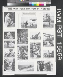 The War Told for You in Pictures