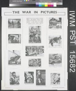 The War in Pictures