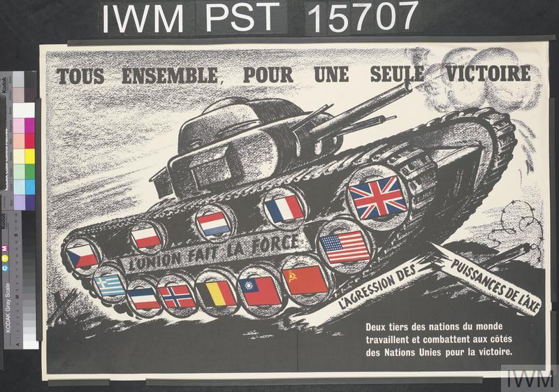 Tous Ensemble, pour une Seule Victoire [All Together, for a Single Victory]