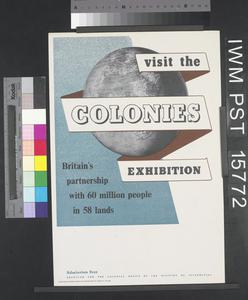 Visit the Colonies Exhibition