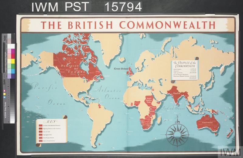 the british commonwealth  art iwm pst 15794
