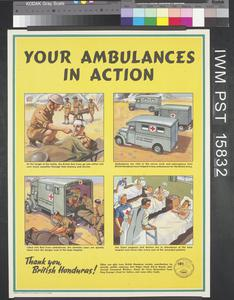 Your Ambulances in Action