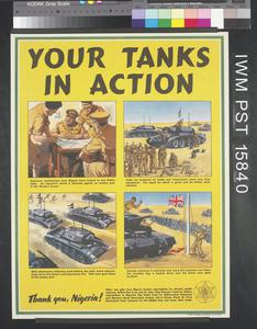 Your Tanks in Action