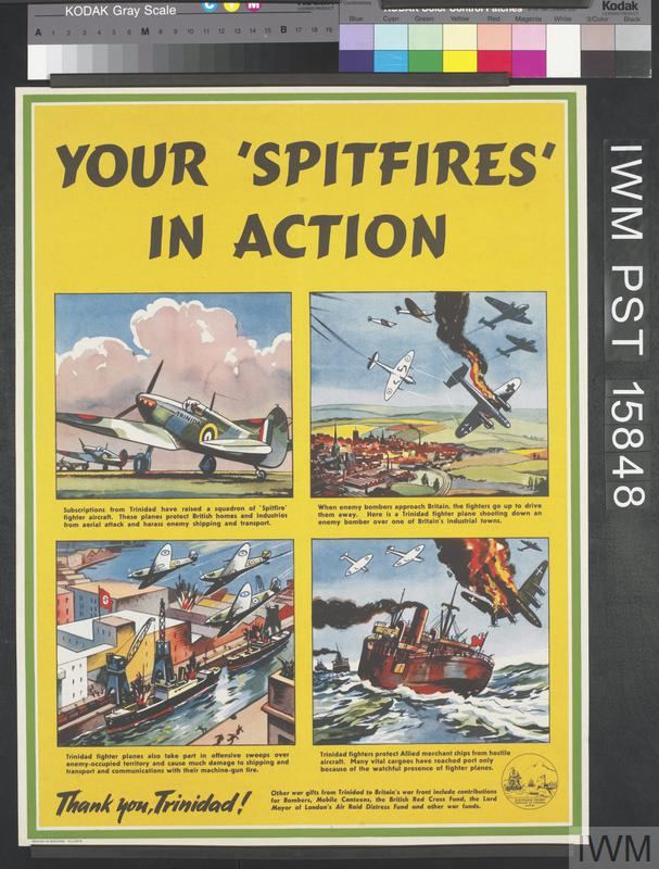 Your 'Spitfires' in Action