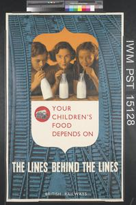 Your Children's Food Depends on the Lines Behind the Lines