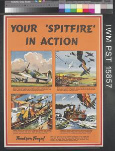 Your 'Spitfire' in Action