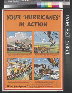 Your 'Hurricanes' in Action