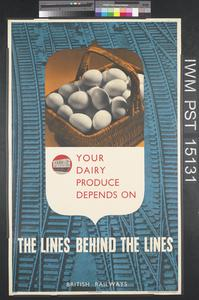 Your Dairy Produce Depends on the Lines Behind the Lines