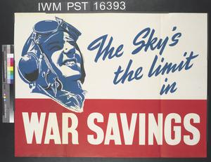The Sky's the Limit in War Savings