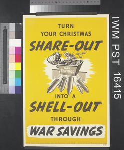 Turn Your Christmas Share-Out into a Shell-Out